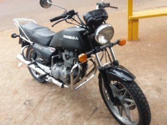 HONDA CB 400 83/83 - Maguila Motos - Portal OBusca
