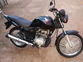 HONDA CG 125 FAN KS 10/11 - Maguila Motos - Portal OBusca