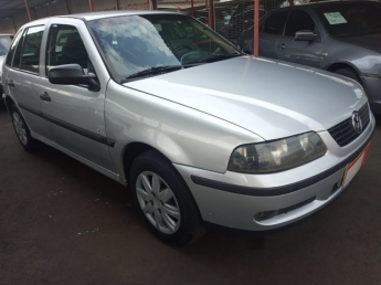 VOLKSWAGEN GOL 1.6 CITY. Seminovo D1 Multimarcas