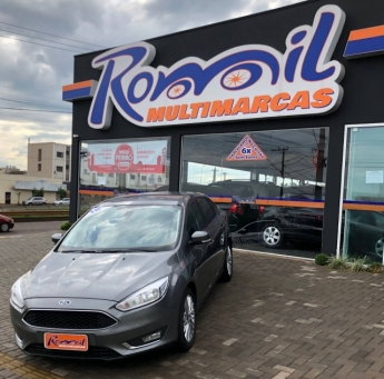 Seminvo: FORD FOCUS 2.0 SE PLUS 16V FLEX 4P POWERSHIFT