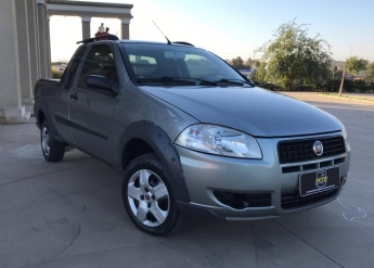 Seminovo: FIAT STRADA WORKING CE