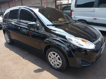FORD FIESTA 1.0 SE. Seminovo D1 Multimarcas