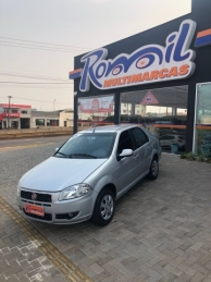Seminovo: FIAT SIENA 1.0 MPI EL 8V FLEX 4P MANUAL