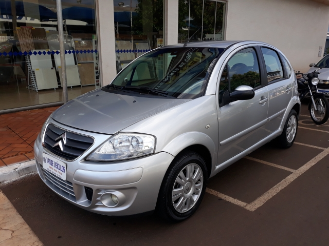 CITROEN C3 EXCLUSIVE 1.4 FLEX Vande Veiculos