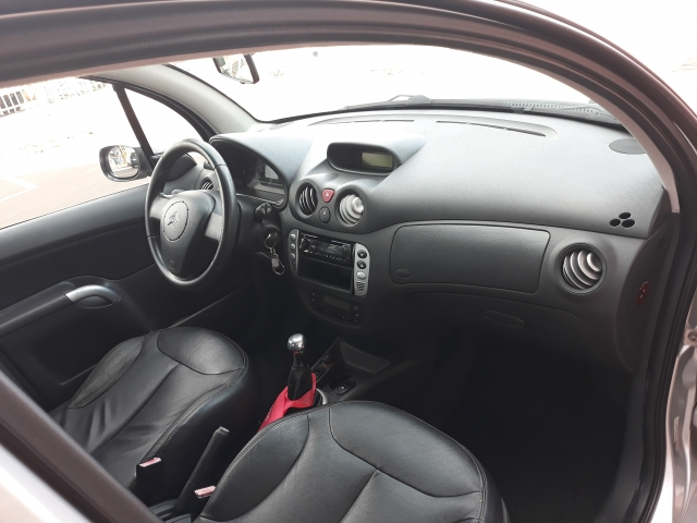 CITROEN C3 EXCLUSIVE 1.4 FLEX