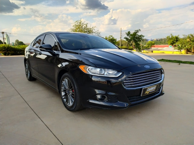 FORD FUSION GTDI TURBO - GASOLINA