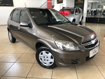 Seminovo: CHEVROLET CELTA LT 1.0