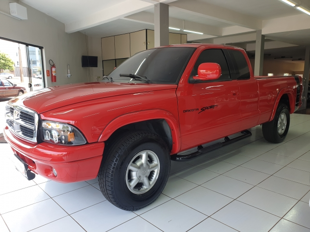 DODGE DAKOTA SPORT 3.9 VIMOCAR AUTOMOVEIS