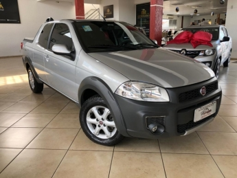 Seminovo: FIAT STRADA FREEDOM CD