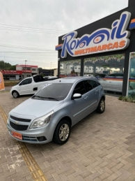 Seminovo: CHEVROLET AGILE 1.4 MPFI LTZ 8V FLEX 4P MANUAL