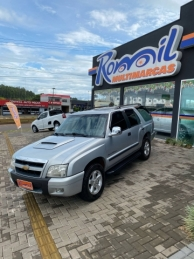 Seminovo: CHEVROLET BLAZER 2.4 MPFI 4X2 8V GASOLINA 4P MANUAL