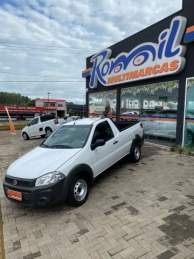 Seminovo: FIAT STRADA 1.4 MPI WORKING CS 8V FLEX 2P MANUAL