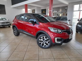 Seminovo: RENAULT CAPTUR INTEN 16A