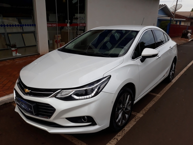 CHEVROLET CRUZE LTZ2 NB AT Vande Veiculos