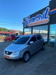 Seminovo: VOLKSWAGEN FOX 1.6 MI PLUS 8V FLEX 4P MANUAL