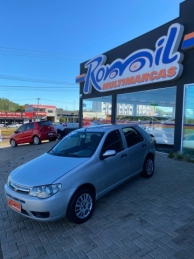 Seminovo: FIAT PALIO 1.0 MPI FIRE ECONOMY 8V FLEX 4P MANUAL