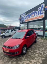 Seminovo: VOLKSWAGEN FOX 1.6 MI 8V FLEX 4P MANUAL