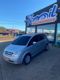 Seminovo: CHEVROLET MERIVA 1.8 MPFI 8V FLEX 4P MANUAL