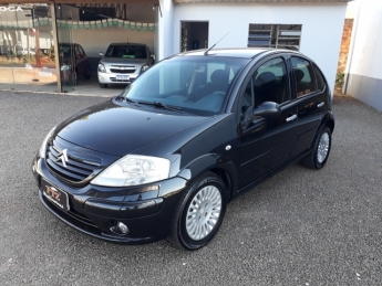 CITROEN C3 EXCLUSIVE 1.4 8V 07/08 - FTZ Multimarcas - Portal OBusca