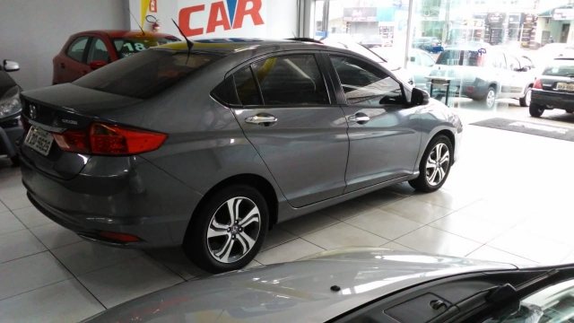 HONDA CITY EX 1.5 CVT
