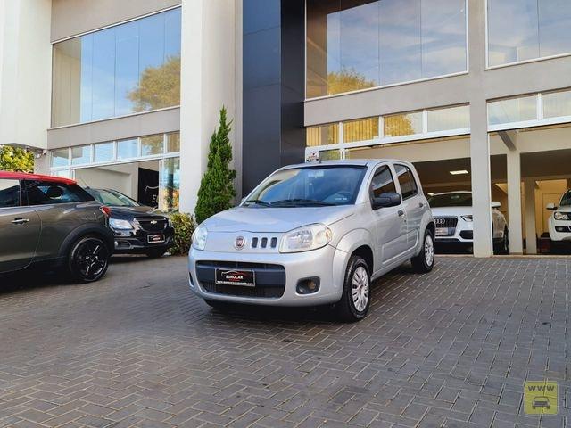 FIAT Uno Vivace 1.0 8V (Flex) 4p 13/14   EUROCAR AUTOMÓVEIS   Portal OBusca