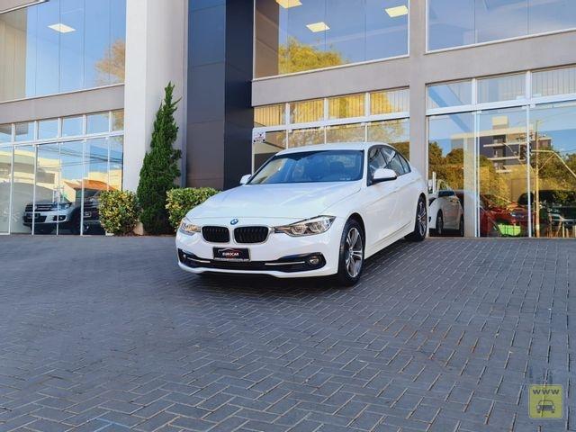 BMW 320i Sport ActiveFlex 16/16   EUROCAR AUTOMÓVEIS   Portal OBusca