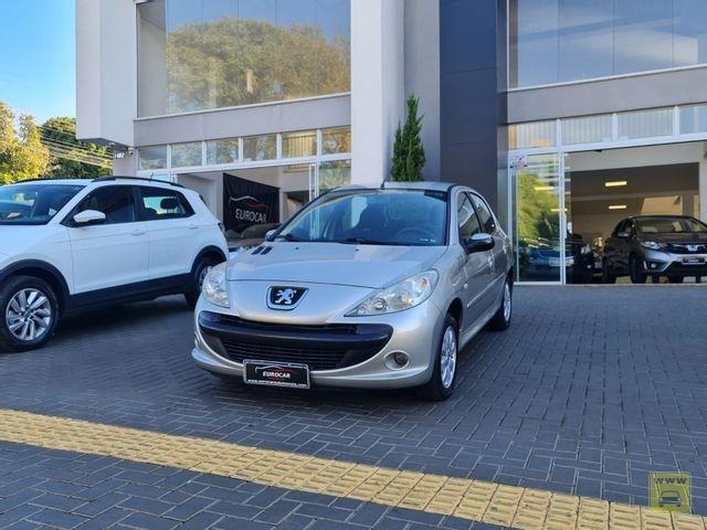 PEUGEOT 207 Hatch XR 1.4 8V (flex) 4p 09/10 | EUROCAR AUTOMÓVEIS | Portal OBusca