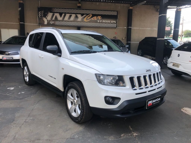 JEEP COMPASS 2.0 SPORT INDY CAR VEICULOS