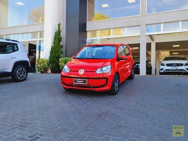 VOLKSWAGEN Up! 1.0 12v E-Flex move up! 4p 15/16 | EUROCAR AUTOMÓVEIS | Portal OBusca