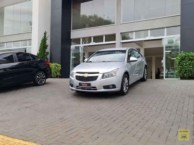 CHEVROLET Cruze LTZ 1.8 16V Ecotec (Aut)(Flex) 13/13 | EUROCAR AUTOMÓVEIS | Portal OBusca