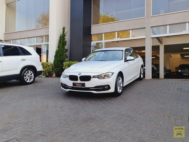 BMW 320i Sport ActiveFlex 16/17 | EUROCAR AUTOMÓVEIS | Portal OBusca