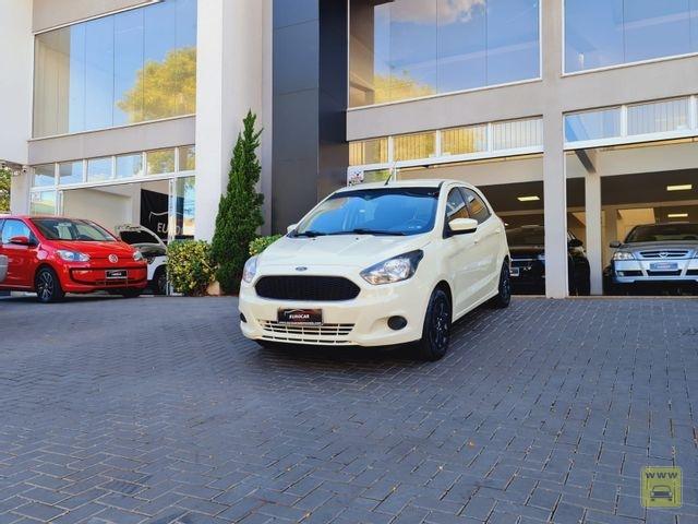 FORD Ka Hatch SE 1.0 (Flex) 14/15 | EUROCAR AUTOMÓVEIS | Portal OBusca