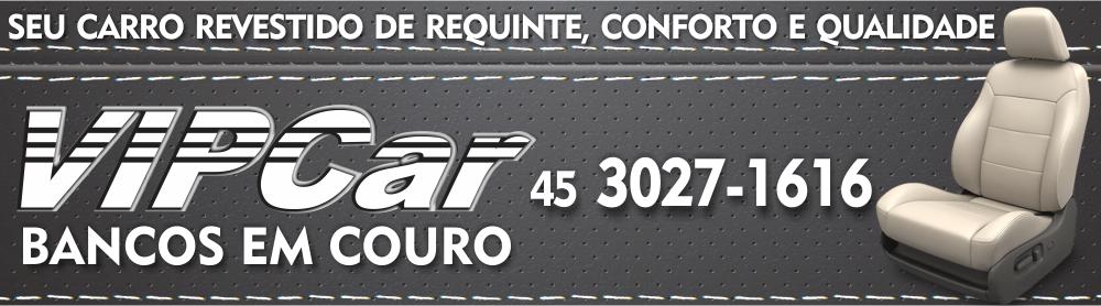 VIPCAR Couro